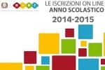Iscrizioni a.s. 2014-2015