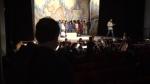 Teatro dell'Accademia di L'Aquila, 12 aprile 2015